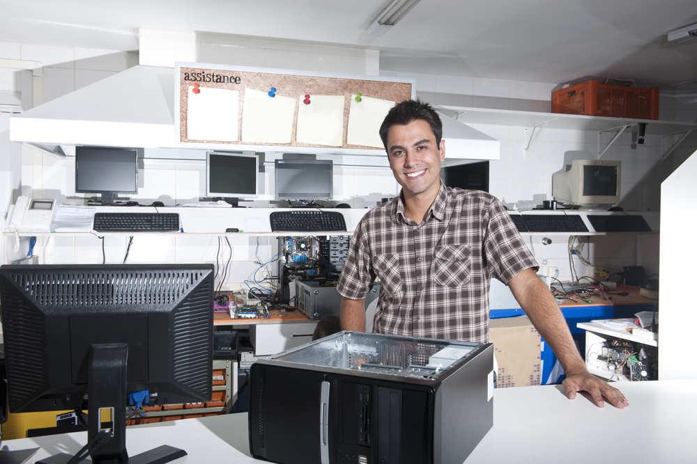 Reparación y Compra de Tecnología