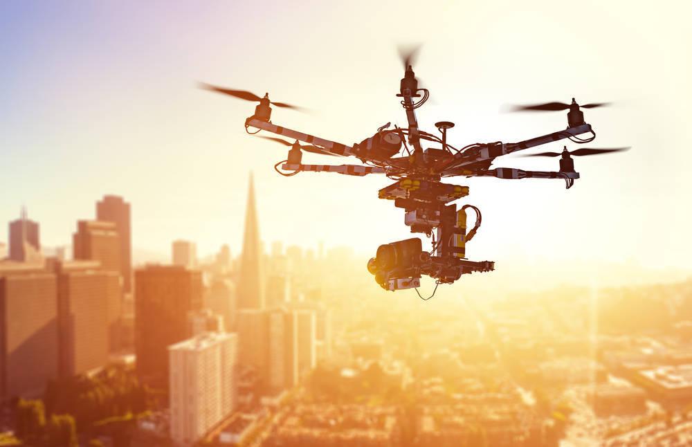 Las carreras de drones, una prueba más de la actual revolución tecnológica