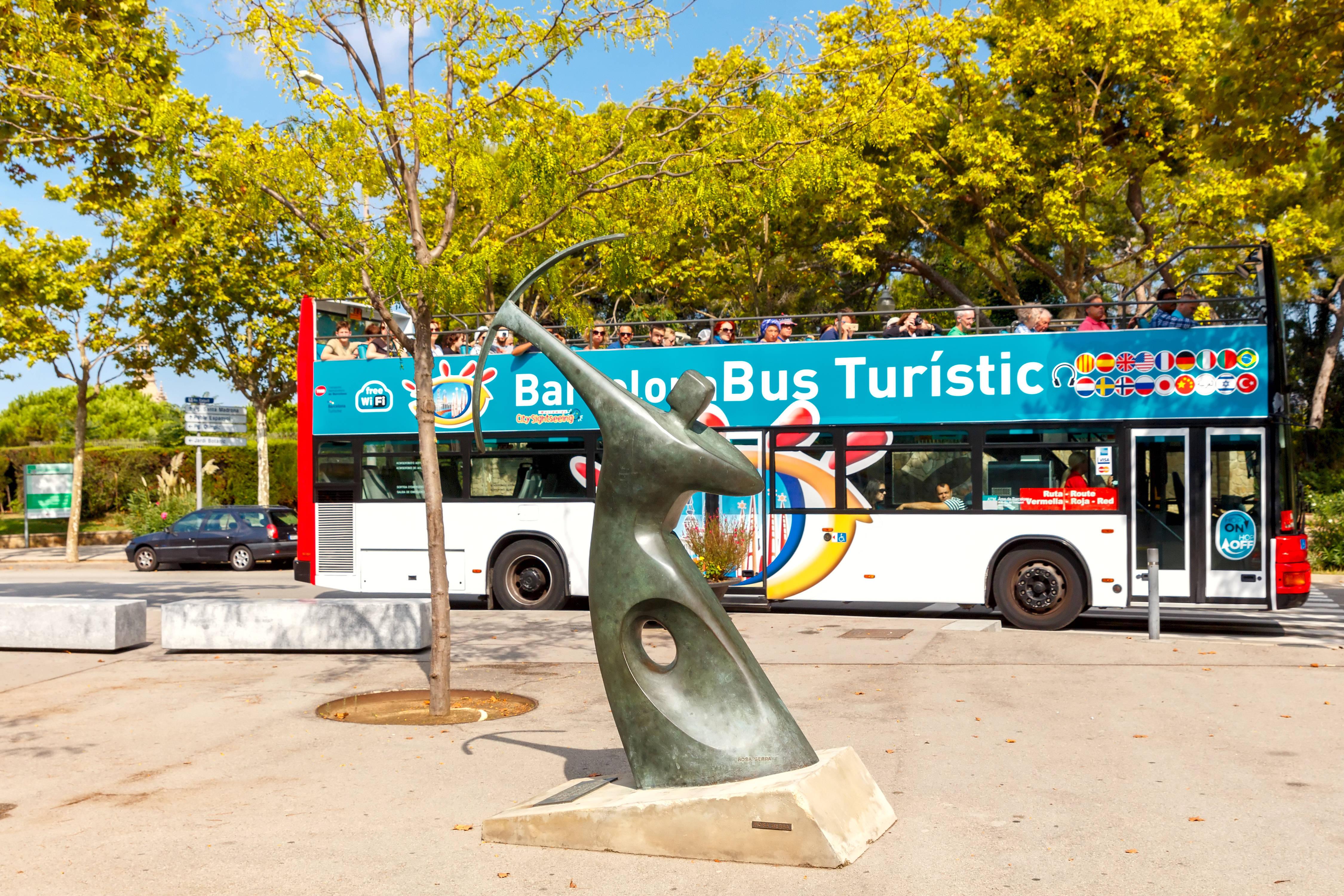 Barcelona comienza a perder turistas