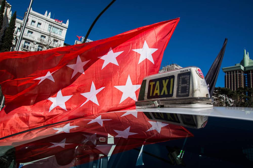 Las licencias VTC empiezan a ganar el pulso al sector del taxi
