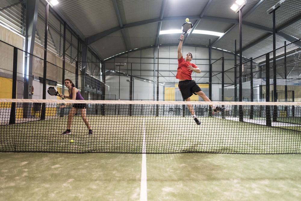 Las instalaciones deportivas en auge