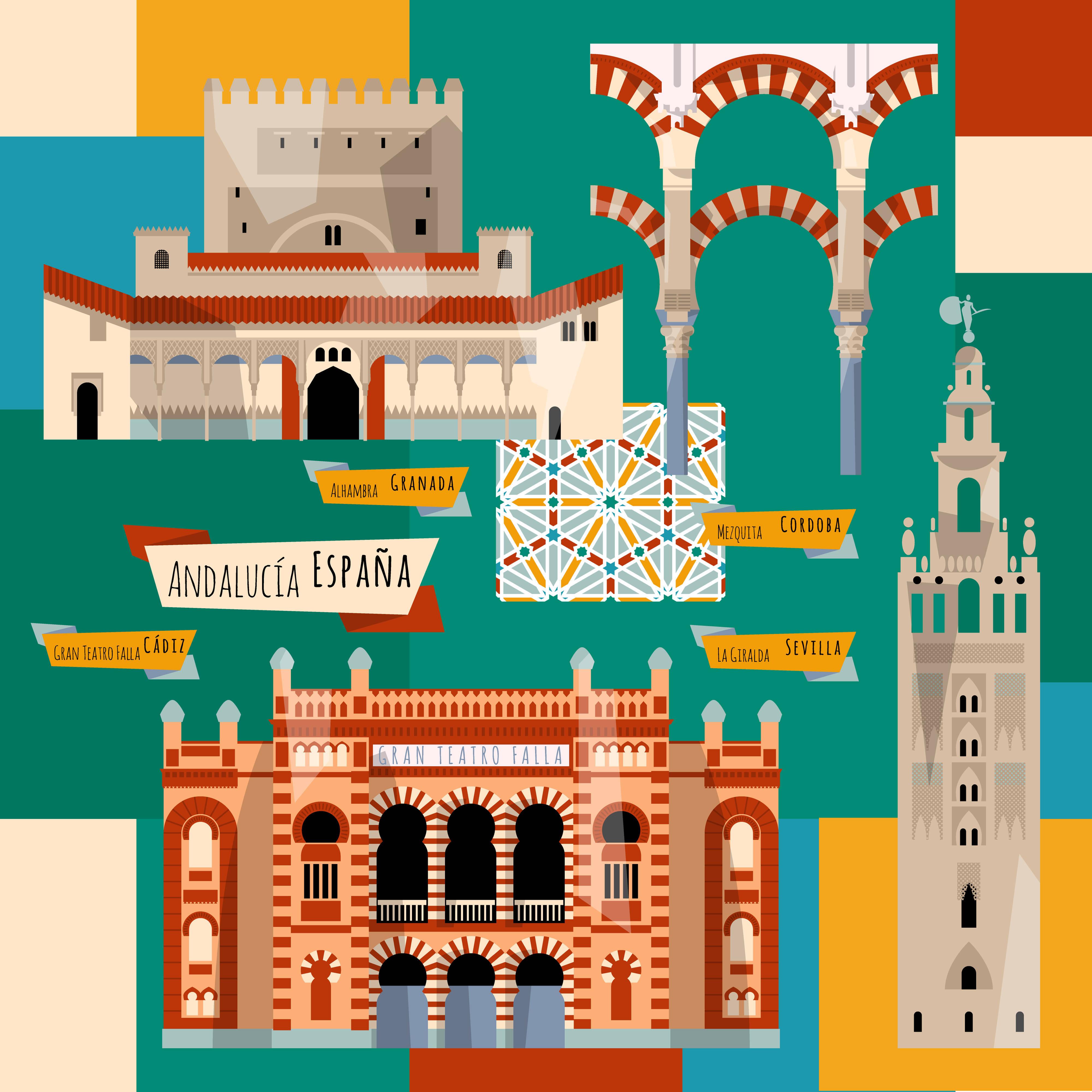 Andalucía: tierra de contrastes y luz