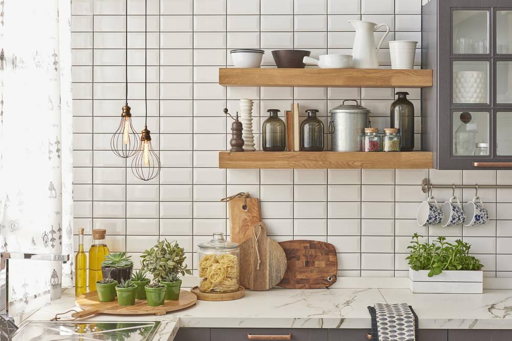 Consejos para seleccionar el mejor azulejos en la cocina