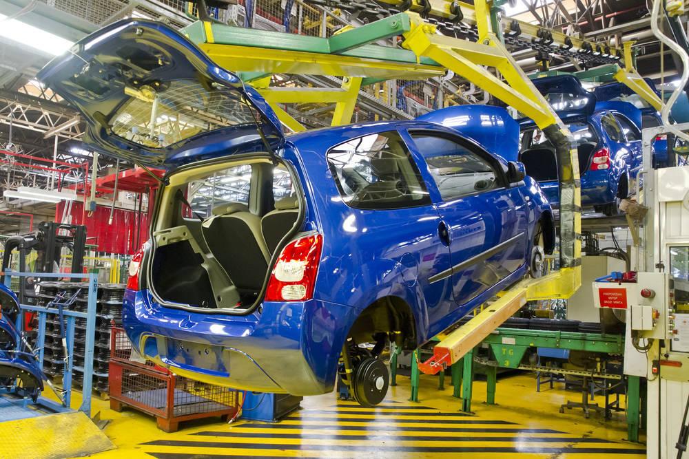 La tecnología, fundamental en la industria del automóvil