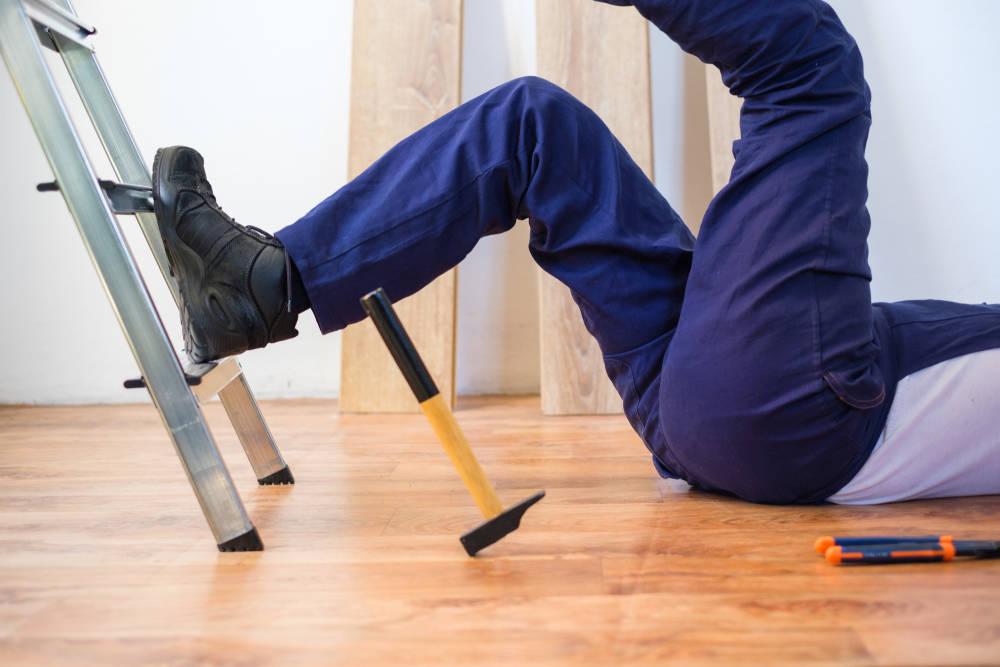 Los accidentes de trabajo más comunes