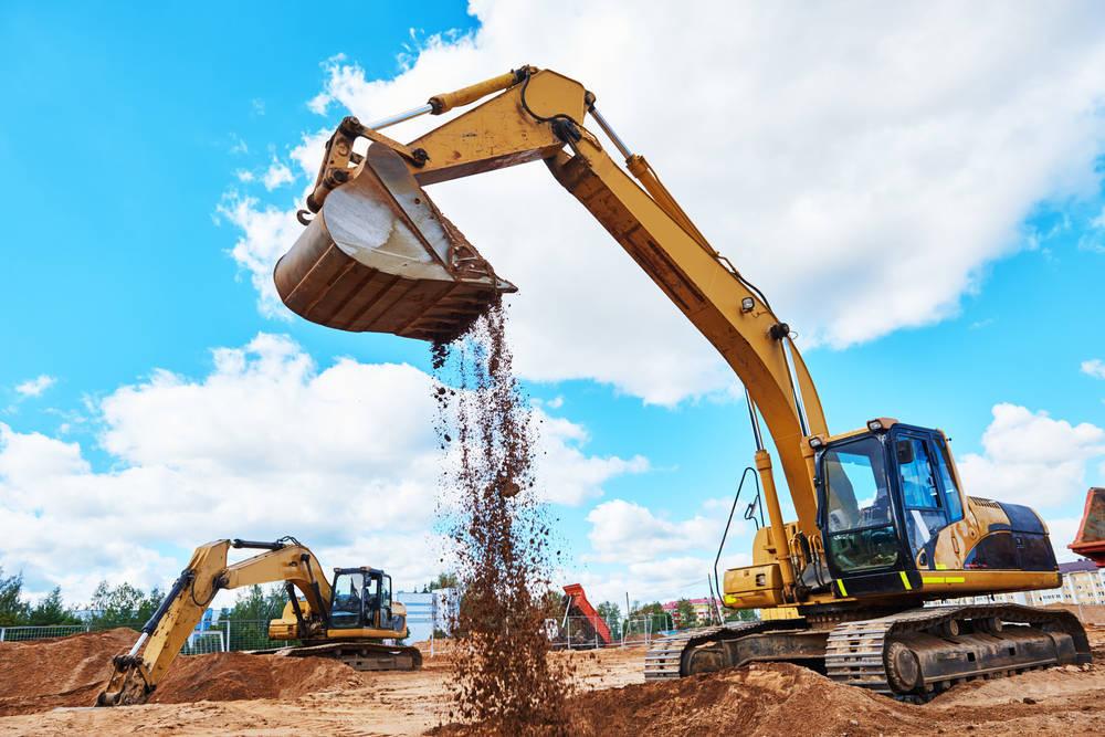 La maquinaria de última generación, vital en el sector de la construcción