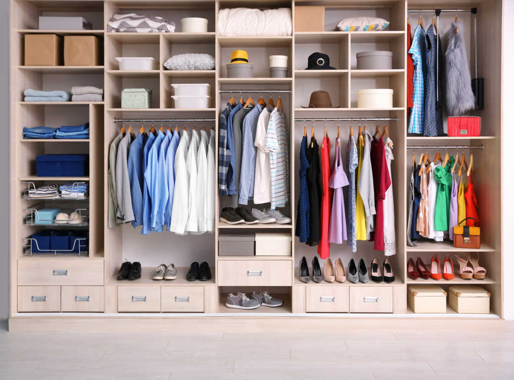 Los armarios, un mueble fundamental en cada casa