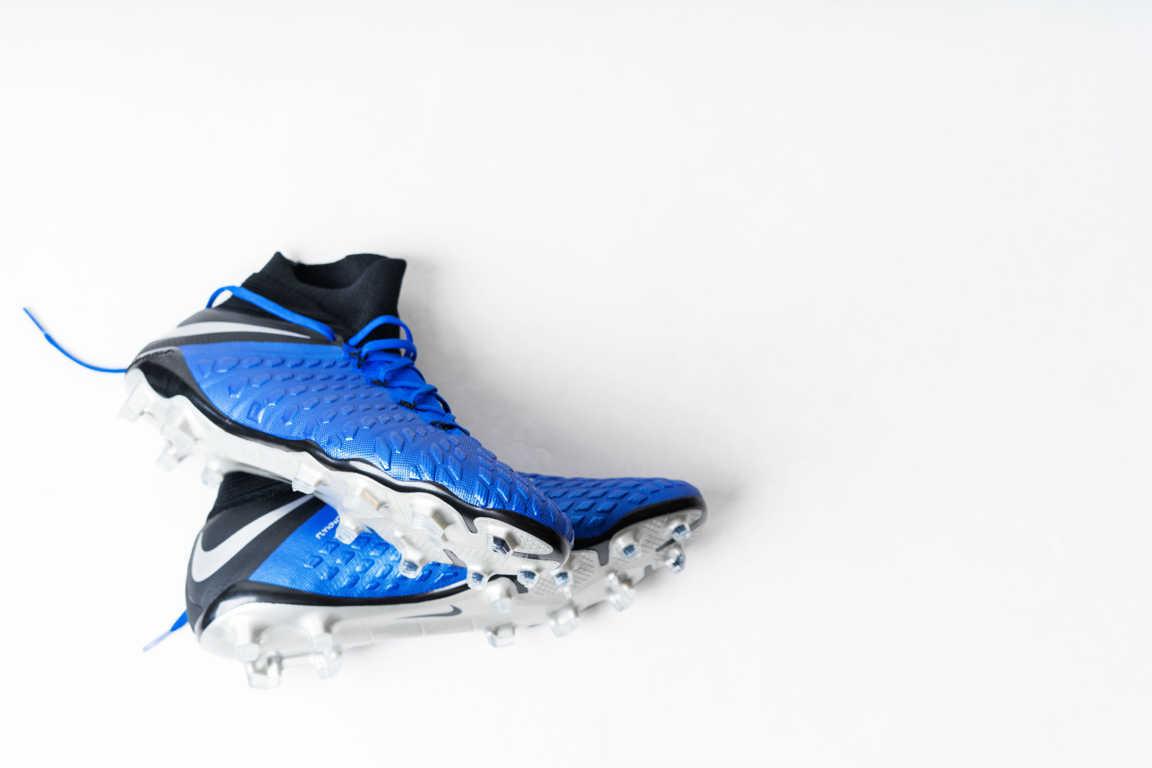 Historia y tendencias en las botas de fútbol